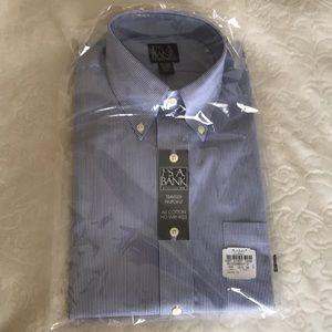 Jos A Bank non iron button up shirt